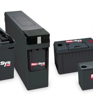 New NexSys 'bloc' batteries optimise small motive power applications