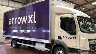 ARROWXL TRIAL WITH ARGOS TO PROMOTE LARGE DELIVERIES AND SERVICE EQUALITY IN MAIN SCOTTISH ISLANDS.