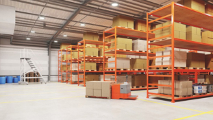 Industry lighting from LEDVANCE – the right light for the right environment