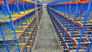 Warehouse Pallet Racking Types