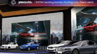 One-stop-car-shop YesAuto launches for the first time to the UK market.