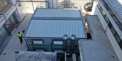 University of Warwick specifies cutting edge flammable storage solution