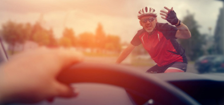Make room! Drivers need to give cyclists space during lockdown