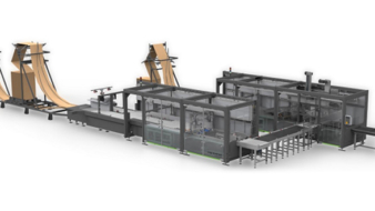 Frasers Group invests in Quadient's high speed automated packaging technology