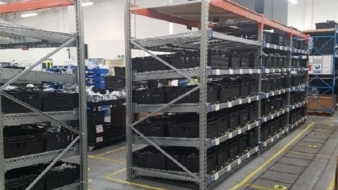 Exporta Complete Marley Alutec Warehouse Re-design