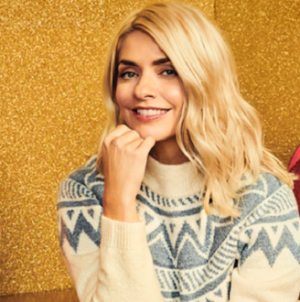 NEW HERMES PLAY TECHNOLOGY IS USED BY M&S TO PROMOTE FESTIVE KNITWEAR ON CUSTOMER PARCELS