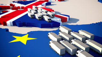 Brexit leads to increase in break bulk for cross-border parcel traffic