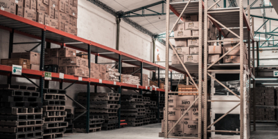 Warehousing Driving Force in Economic Recovery, Says Midland Pallet Trucks