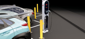NEW EV CHARGE POINT PROTECTION AND SAFETY SOLUTIONS FROM BRANDSAFE