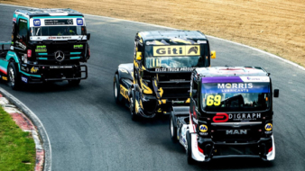 VISIONTRACK SUPPORTS BRITISH TRUCK RACING CHAMPIONSHIP WITH ADVANCED VIDEO TELEMATICS SOLUTION