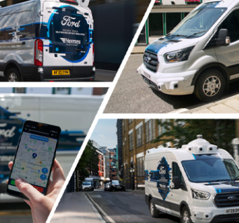 HERMES LAUNCHES EARLY STAGE TRIALS OF SELF-DRIVING VANS IN OXFORD