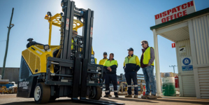 Combilift's 60,000th truck delivered
