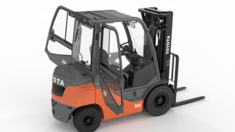 Toyota's latest hydrostatic range is made for intense operations