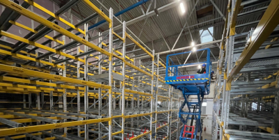 NEW WHITEPAPER LAUNCHES OUTLINING BEST PRACTICE ON THE SAFE INSTALLATION OF RACKING