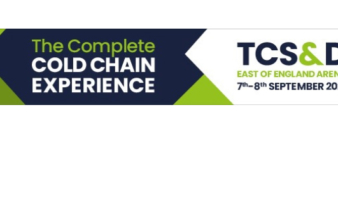 Cold chain sector to reunite at live TCS&D event