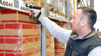 NEW EXTRA-LARGE HOLDERS FROM BEAVERSWOOD JUST THE TICKET FOR HEAVY DUTY STORAGE RACKS